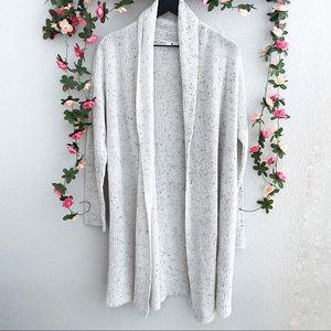 BB Dakota Long Knit Cardigan Size Medium